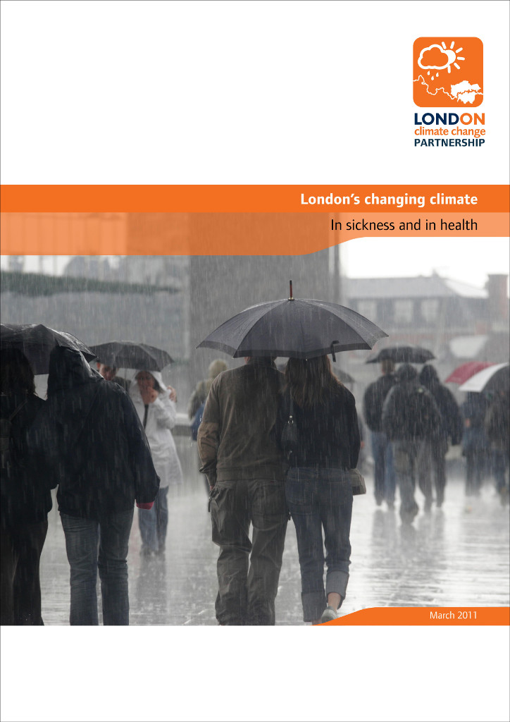 London's Changing Climate: In Sickness and In Health
